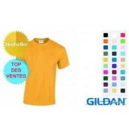 T-shirt coton 185g